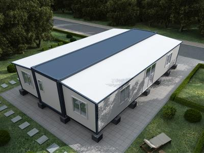 living expandable container house