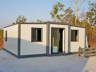 prefabricated living expandable house