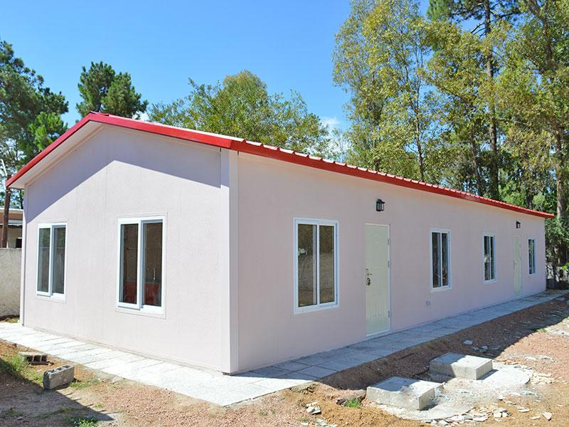 prefab residential house manufacturer